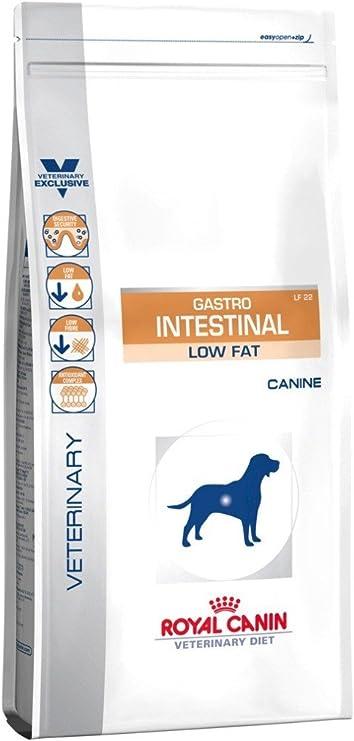 ROYAL CANIN Alimento para Perros Gastro Intestinal Low Fat LF22-12 kg: Amazon.es: Productos para mascotas