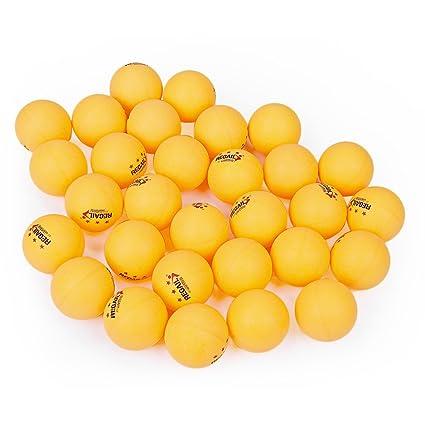 Pelota de tenis de mesa pelotas de ping pong bolas 30 piezas 40 mm ...