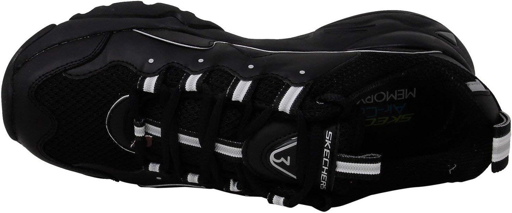 Skechers D'Lites 3 Silverwood Baskets Montantes pour Homme