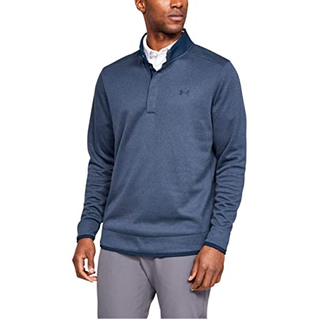 elegant and sturdy package various colors enjoy discount price Under Armour Mens 2018 UA Storm Heather Snap Mock: Amazon.co ...