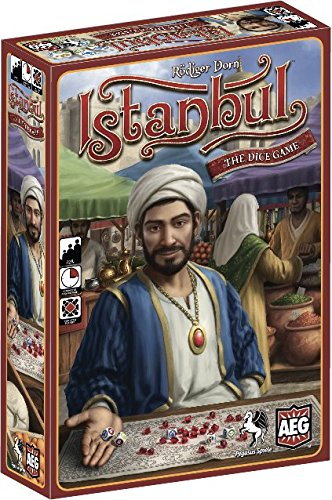 Istanbul: The Dice Game
