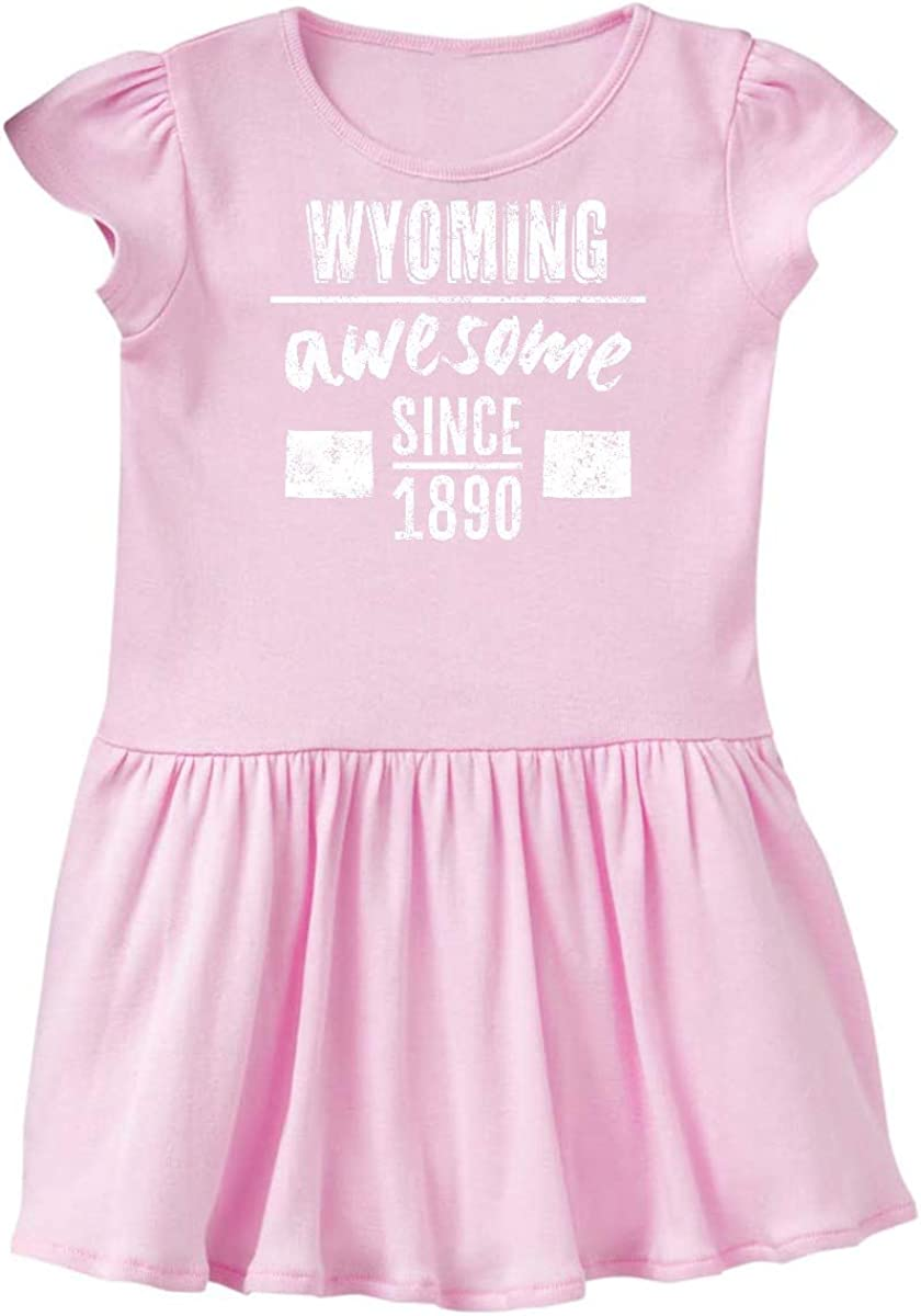 inktastic Washington Awesome Since 1889 Infant Tutu Bodysuit