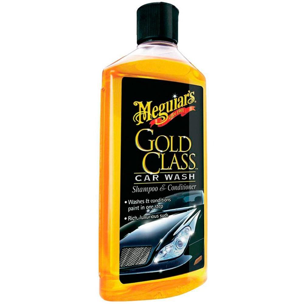 Meguiar' s G7116EU Gold Class Car Wash Shampoo & Conditioner 473ml Meguiar' s Car Care Products B001MPY4JK