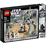 LEGO 乐高 拼插类玩具 乐高星球大战20周年纪念套装:步行机战役 75261 8+ 积木玩具