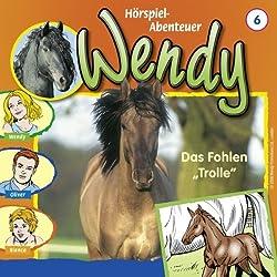 Das Fohlen Trolle (Wendy 6)