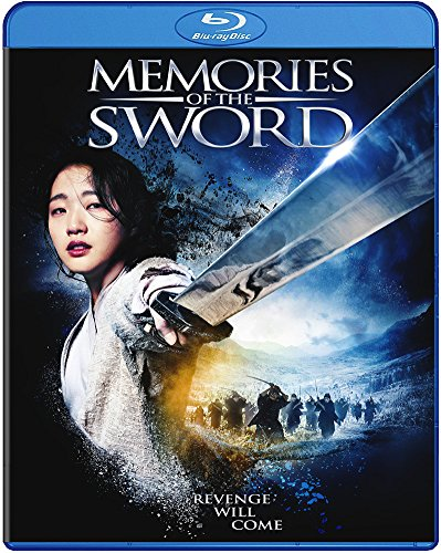 Blu-ray : Memories Of The Sword (Subtitled)