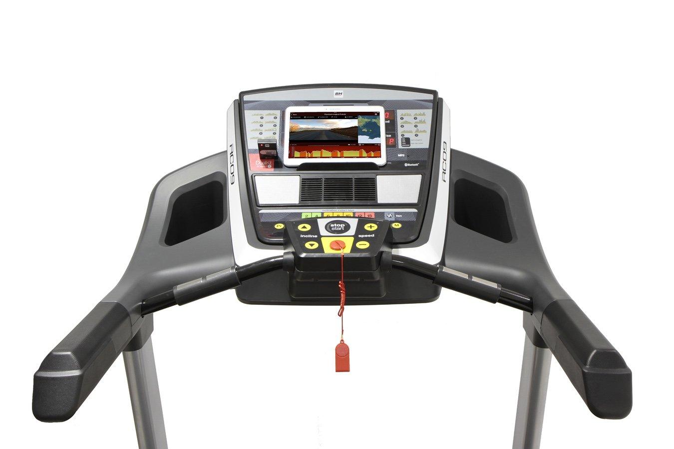 Bh Fitness RC09 G6180 - Cinta de Correr, Motor 4.0 Cv - 22 Km/h ...