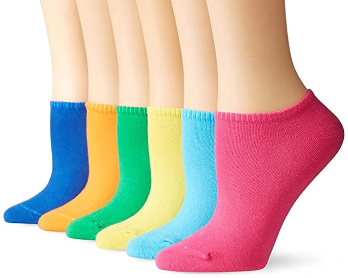 0d5884cdf Romano Women s Ankle Length Socks (Pack of 6)  Amazon.in  Clothing    Accessories