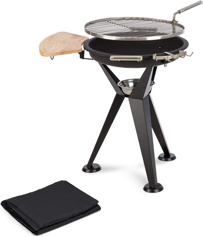 Grill Suspendu Turion | Brasero barbecue, Briquette de