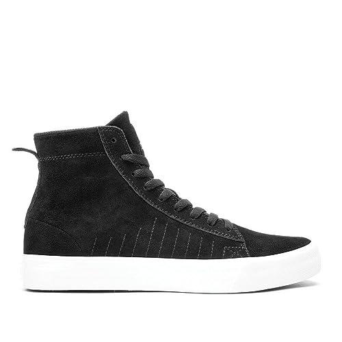 964c035756 Supra Men's Black/White Sneaker - 12 D(M) Us: Buy Online at Low Prices in  India - Amazon.in