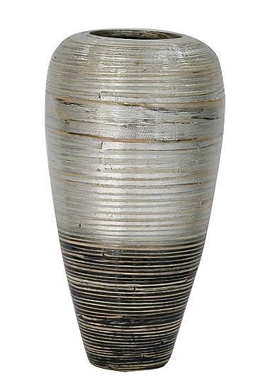 Amazon De Heather Ann Creations Handgefertigt Big Top Bambus Vase