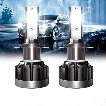 Rover 25 55w Super White Xenon HID High//Low//Side Headlight Bulbs Set