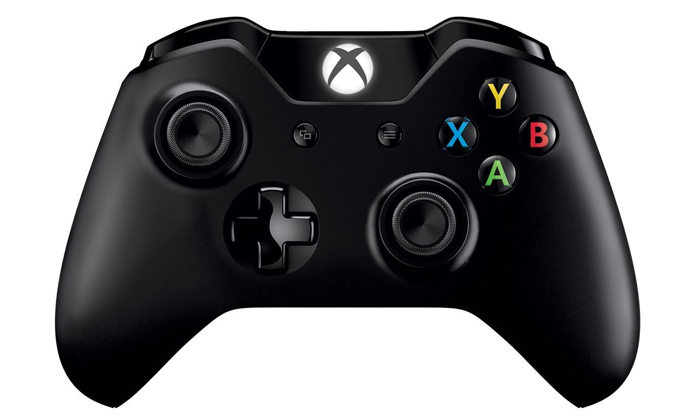 xbox one wired controller black for windows amazon co uk pc
