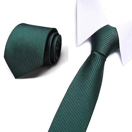 QEHWS Corbata Corbata Corbata Estampada Corbata Hombre, 52: Amazon ...