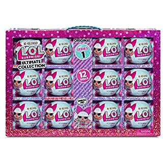 L.O.L. Surprise! Ultimate Collection Diva – 12 Re-Released Dolls Series 1 (571513)