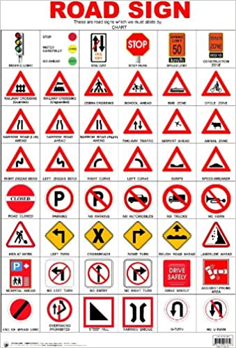 Road signs and meanings chart heart impulsar co