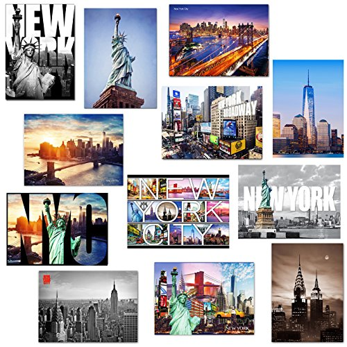 NEW Various NYC New York Collectible Photo Postcards 5