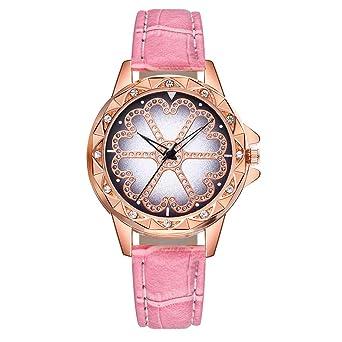 Reloj - LEEDY Quarzuhr - para - LEEDY Quarzuhr 0703: Amazon ...
