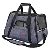 senye Pet Carrier Dog Cat Soft Sided Small Puppy Travel Bag For Sale