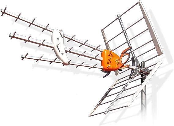 TELEVES - Antena Exterior Dat Hd De Uhf Televes