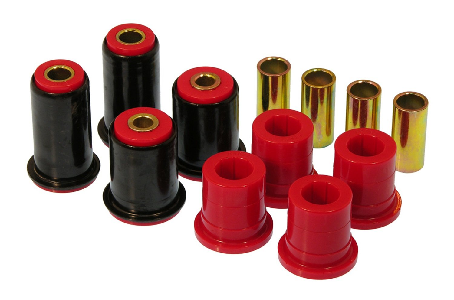 Prothane 4-212 Red Front Control Arm Bushing Kit