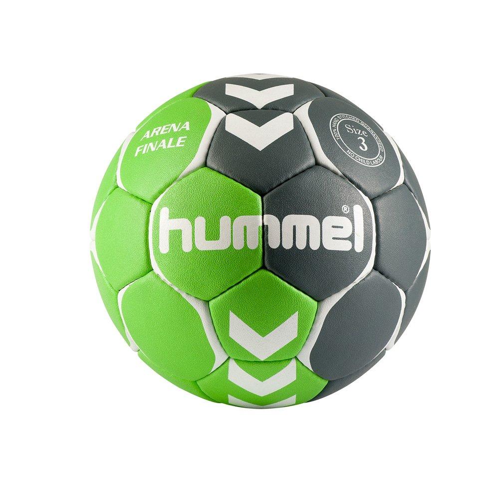 Hummel - Balón de balonmano Arena Finale T3, color - verde, tamaño ...
