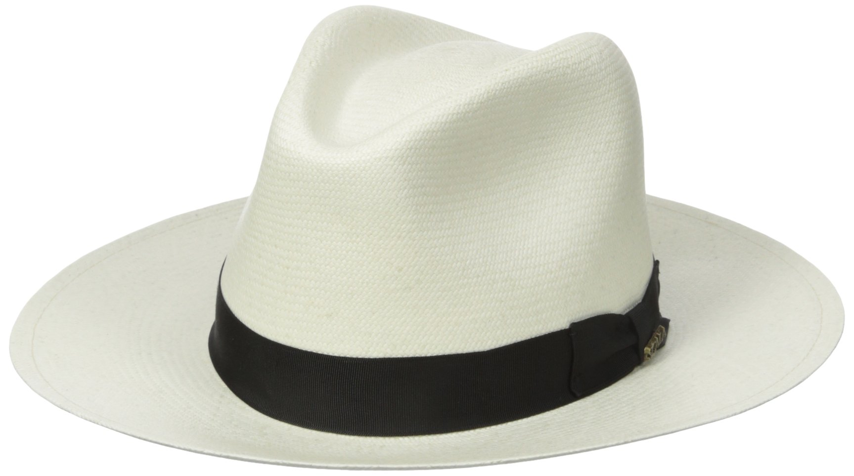 Scala Men's Grade 8 Panama Safari Hat, Bleach, XX-Large
