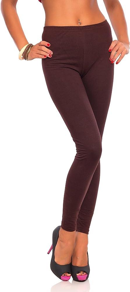 FUTURO FASHION - Mallas de algodón para Mujer (Tallas Grandes y ...