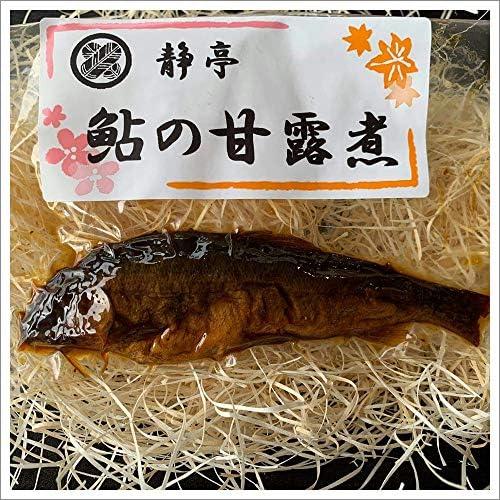 【奈良・吉野 静亭】鮎の甘露煮