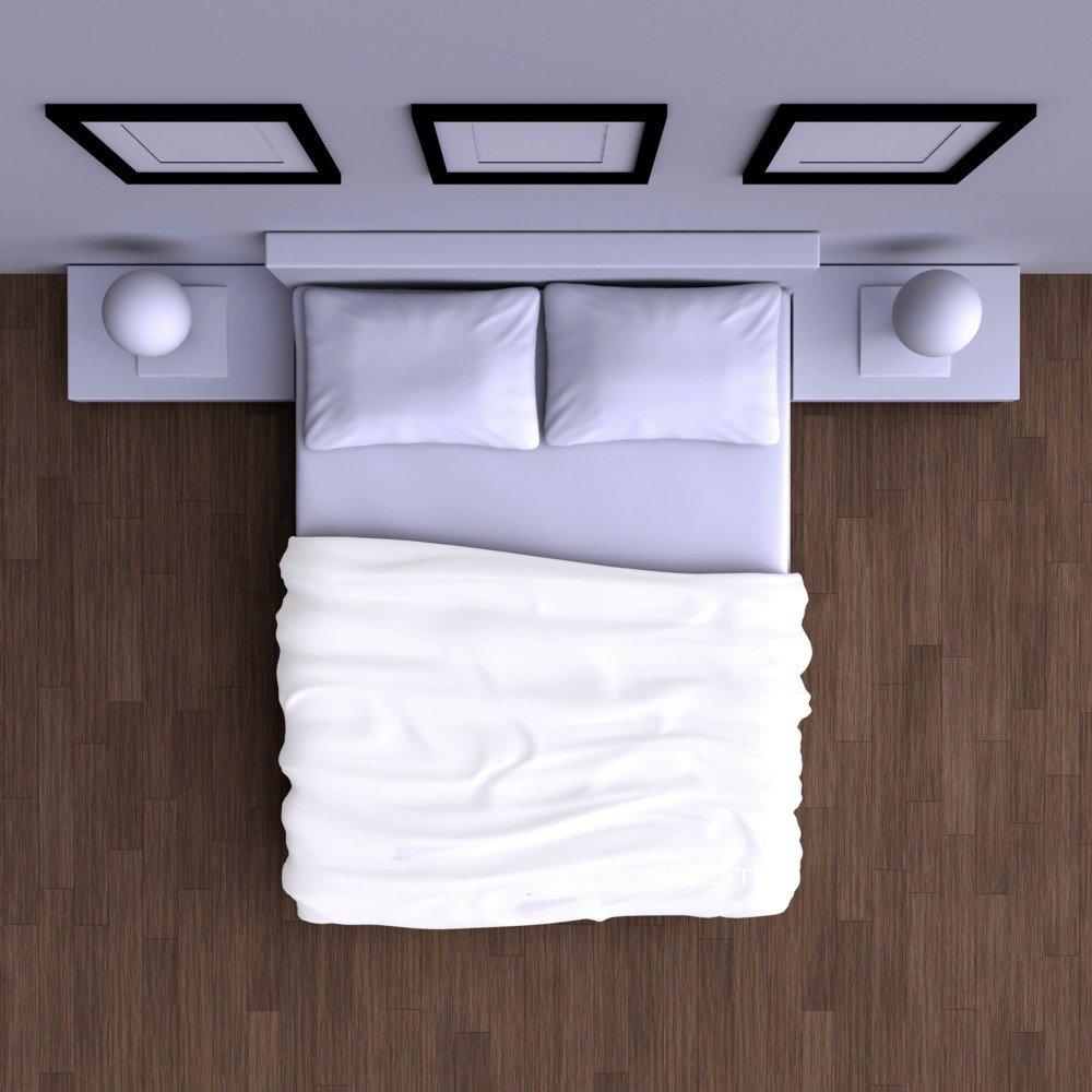 Mezzati Luxury Flat Sheet - Sale - Best, Softest, Coziest Sheets Ever