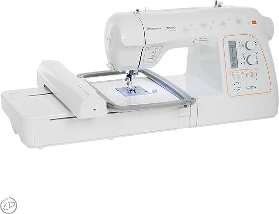 Husqvarna Viking - Máquina de coser (600E): Amazon.es: Hogar