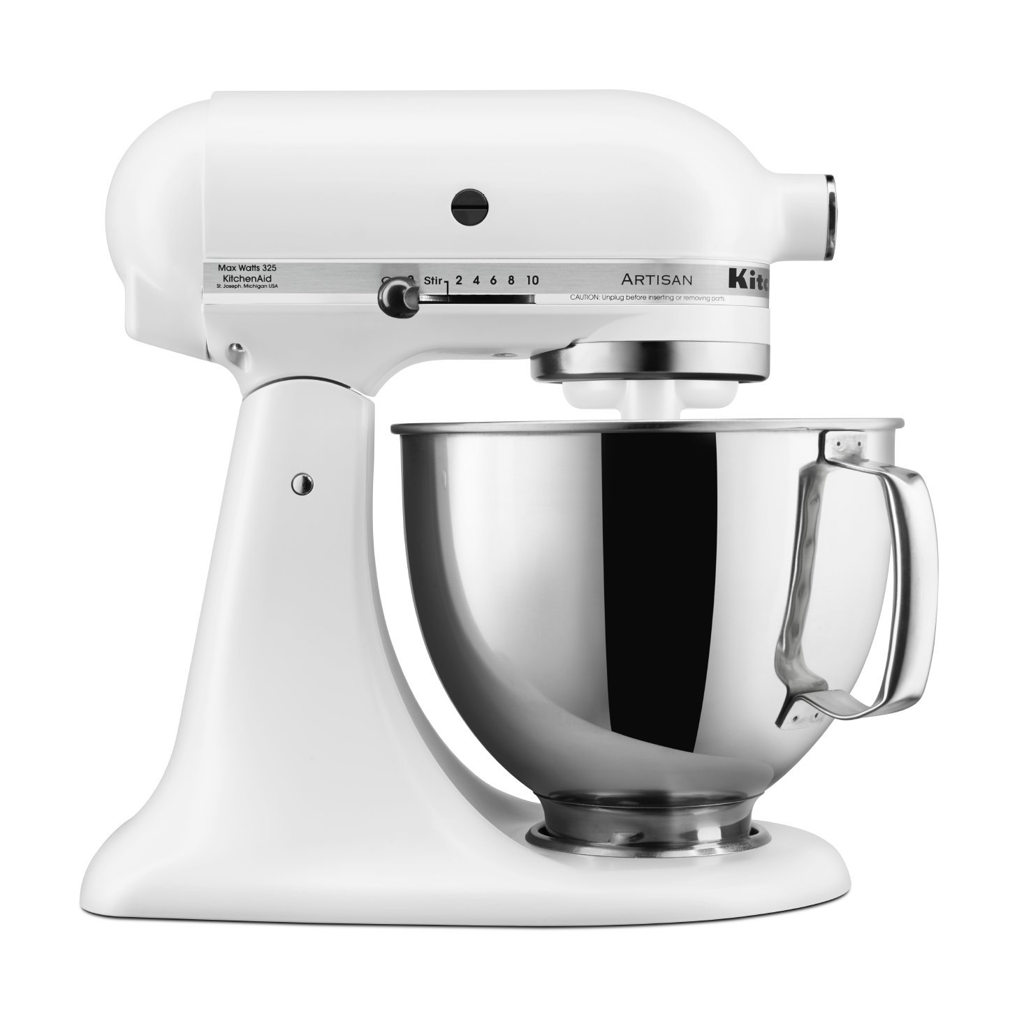 Amazon.de: KitchenAid Artisan 5KSM150PSEFW Weiß Matt