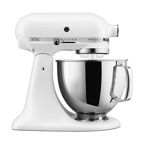 Amazon.de: KitchenAid Artisan 5KSM150PSEFW Weiß Matt