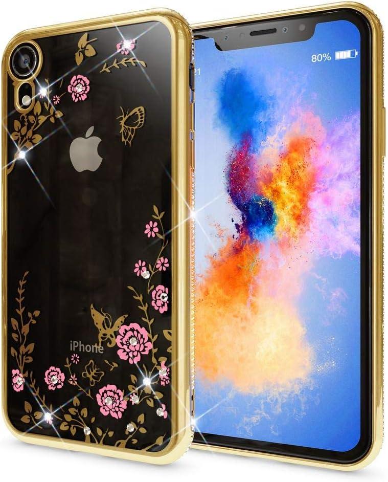 Nalia Hülle Kompatibel Mit Iphone Xr Durchsichtige Elektronik
