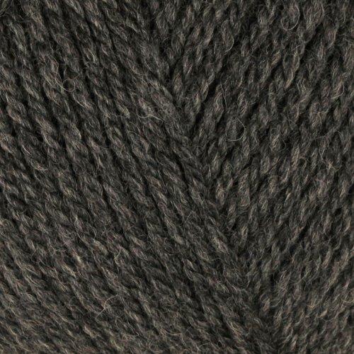 patons dark grey mix - 1