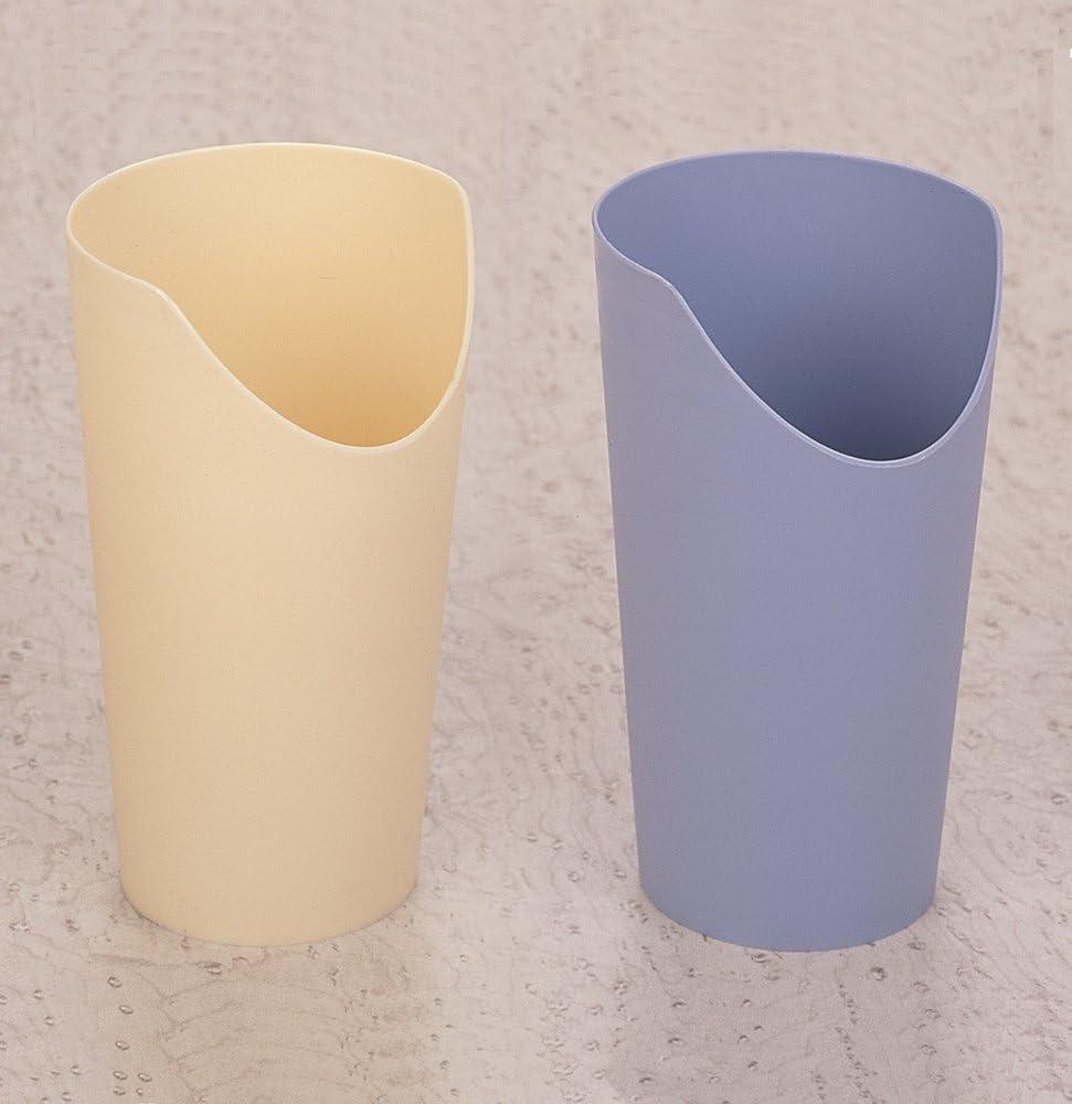 NRS Healthcare M74038 - Vaso con hueco para la nariz