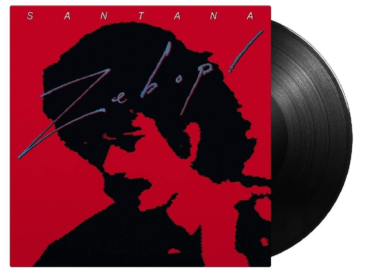 Vinilo : Santana - Zebop (Holland - Import)