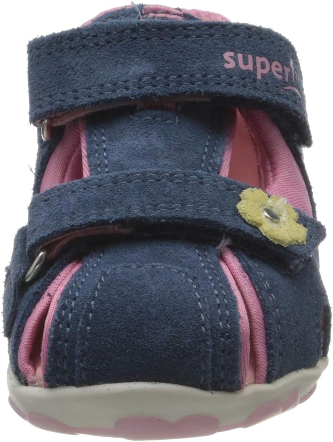 Superfit Baby Girls/' Fanni Sandals