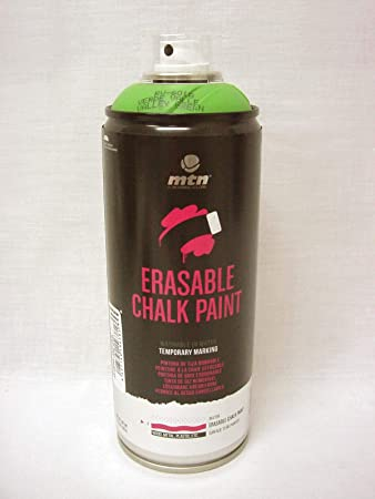 BOTE SPRAY PINTURA CHALK PIZARRA TIZA BORRABLE MONTANA COLORS ...