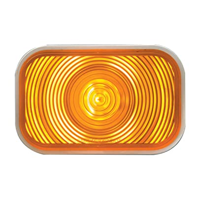 GG Grand General 80771 Amber Rectangular Sealed Light: Automotive
