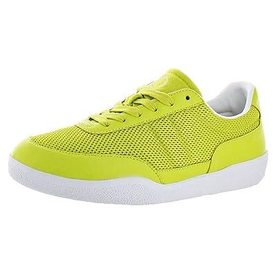 c25d0f5f1 Lacoste Dash Ball Men s Leather Mesh Retro Tennis Sneaker Shoe Green Size 8