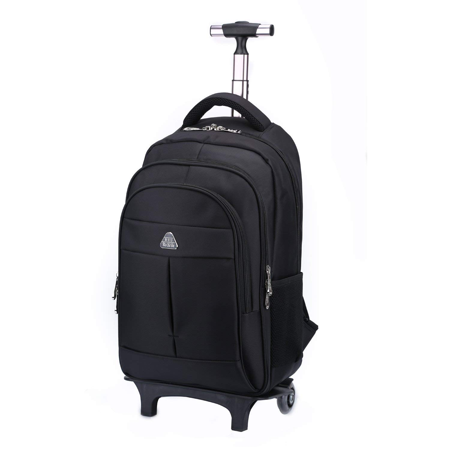 Rolling Backpack School Business Wheeled Backpack Carry On