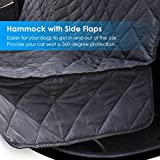 URPOWER-100-Waterproof-Dog-Car-Seat-Covers-Car-Cover-for-Dogs-Pet-Seat-Cover-with-Side-Flaps-Hammock-Convertible-Scratch-Proof-Nonslip-Washable-Padded-Dog-Seat-Cover-for-Cars-Trucks-and-SUVs