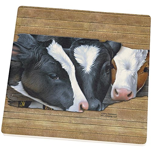 queens-of-the-dairy-farm-cows-square-sandstone-coaster-multi-standard-one-size