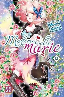 Mademoiselle se marie, tome 13 par Hazuki