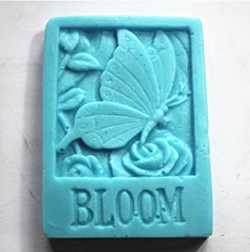 Amazon.com: baifeng butterfly series pattern silicone mold handwork