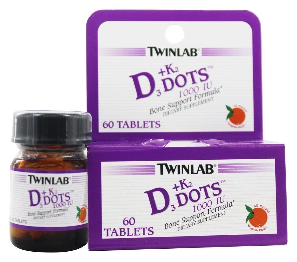 Amazon Com Twinlab B 12 Dots Vitamin B 12 500mcg 250
