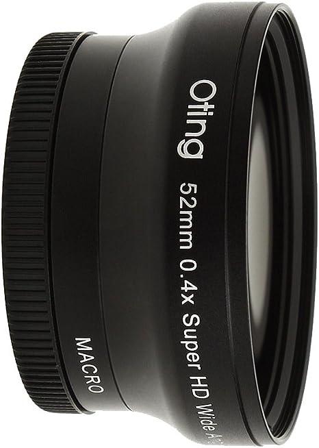 Objetivo Ultra Gran Angular con Macro para Canon EOS 1200D 1100D ...