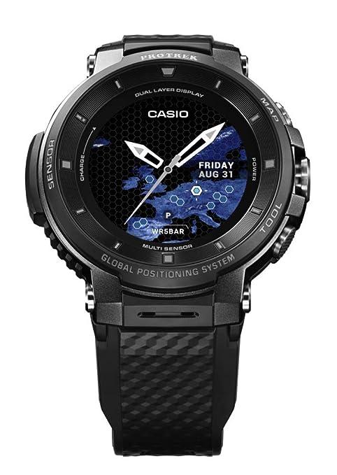 Pro Trek Smart WSD-F30 Reloj Inteligente para Exteriores con ...