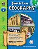 Down to Earth Geography, Grade 3, Ruth Foster, 1420692739
